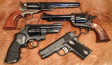 When it comes to one's preferred type of handgun, obsolescence is just a state of mind.