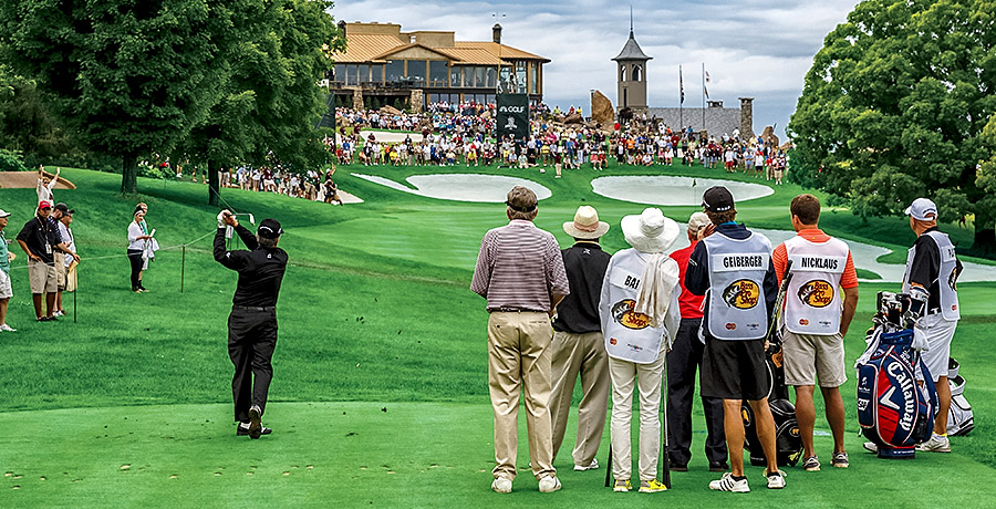 Bass Pro Legends of Golf