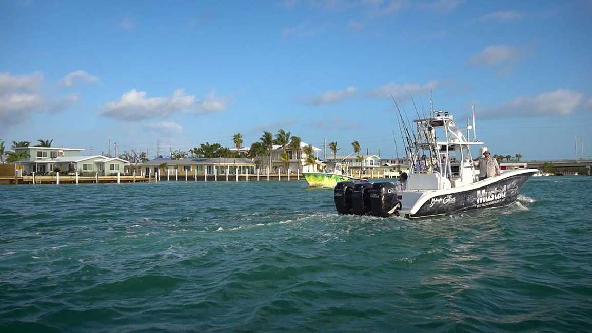 Two Conchs Sports Fishing TV