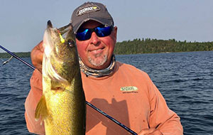 Xtreme Walleye Angler
