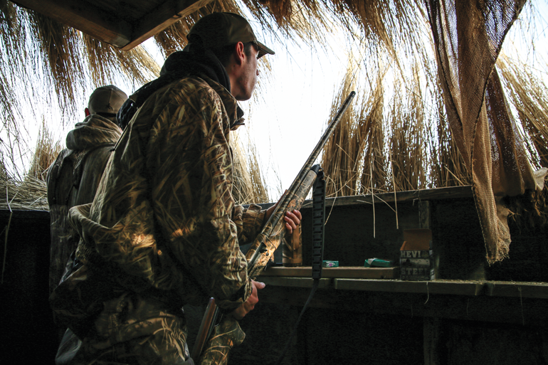 Calling the Shot is Critical to Waterfowling Success