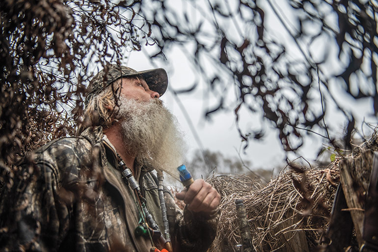 Old Man River: Duck Hunting the Arkansas Timber
