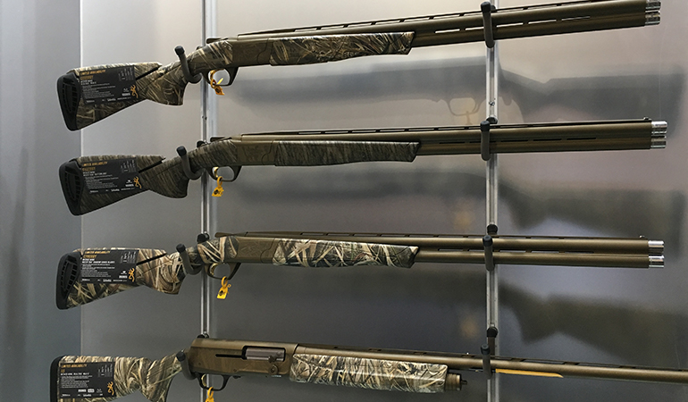 Best New Waterfowl Shotguns for 2019