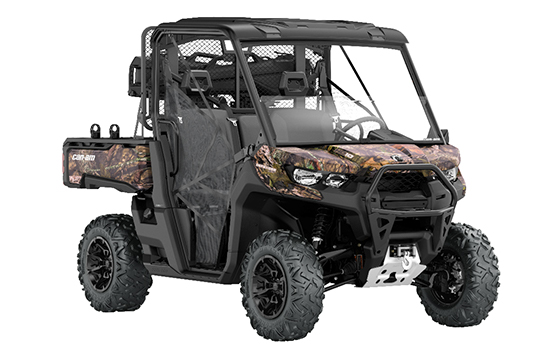 Can-Am Defender Mossy Oak Hunting Edition