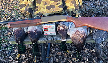 Every hunter should make the pilgrimage to Tennessee's famous mallard waters.