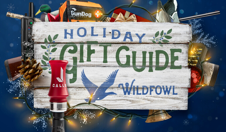 2020 Wildfowl Holiday Gift Guide