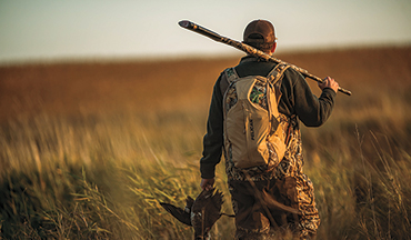 The Prairie Potholes Region is alive with waterfowl and a perfect place to test a new shotgun.