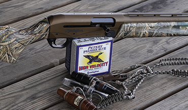 We put this Remington reinvention to the test, along with their returning Peters ammo.