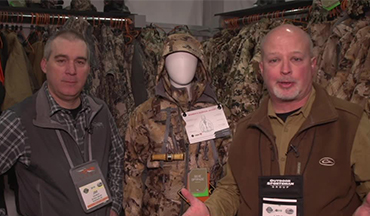 SITKA Gear waterfowl product manager Jim Saubier shows off the Bozeman, Montana company's full line-up of women's waterfowl hunting gear for 2019. From warm and moisture wicking base layers to water and windproof outer layers, this is a complete system for women who love to chase fall and wintertime ducks and geese across the four flyways!