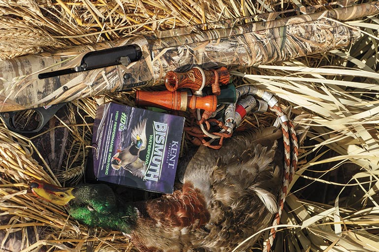 Review: Stoeger M 3500 & Kent Fasteel 2.0