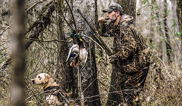 Mossy Oak Founder and CEO Toxey Haas has fallen in love with managing waterfowl, and he wants you to share that obsession.