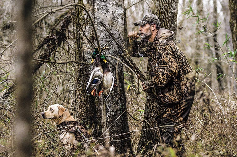 Mossy Oak's Toxey Haas on Waterfowl Management