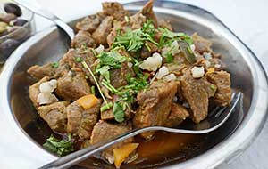 Share this Wild Goose Stew Recipe with friends and family during the holiday season.