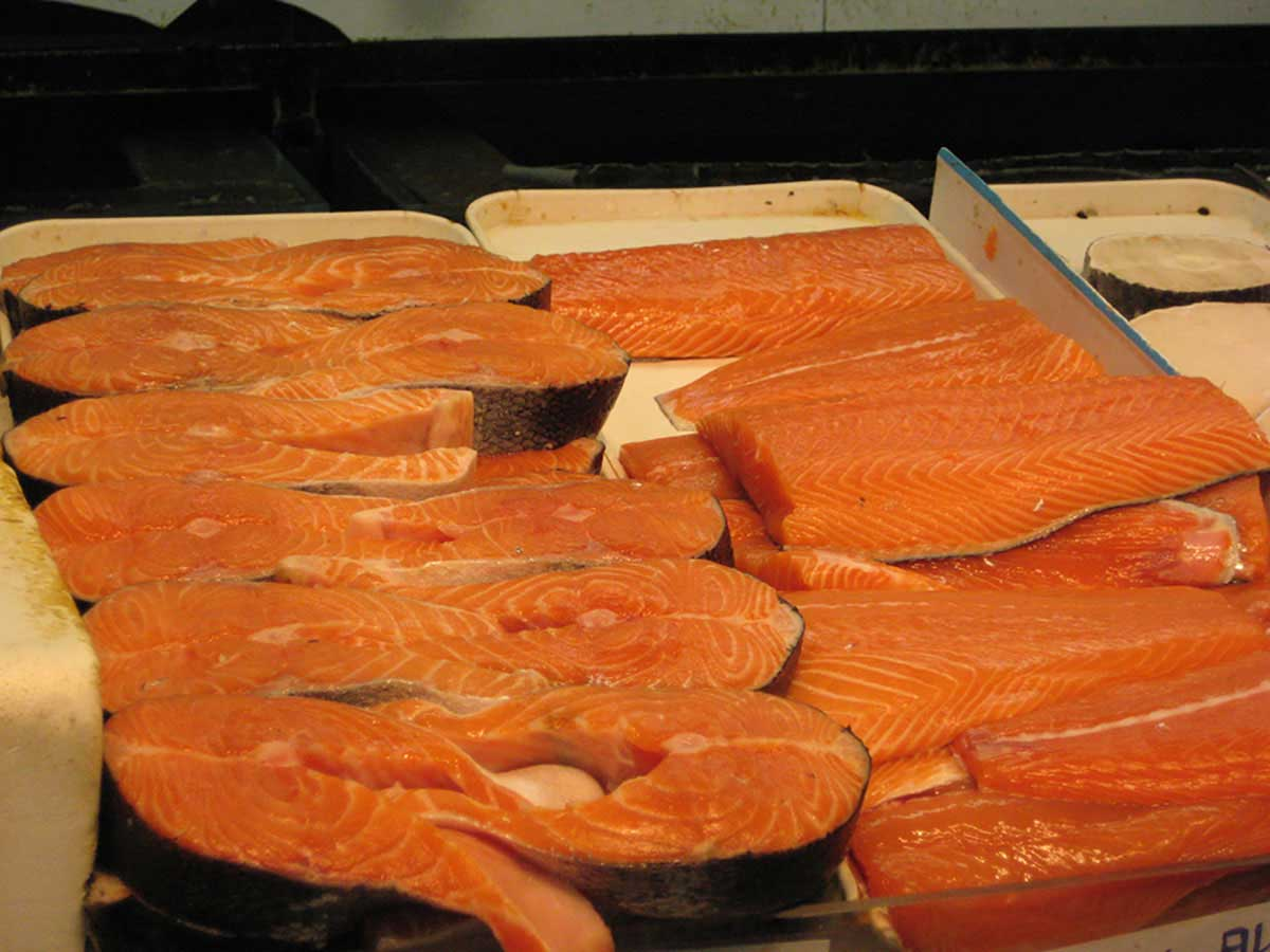 How to Gut and Clean a Salmon