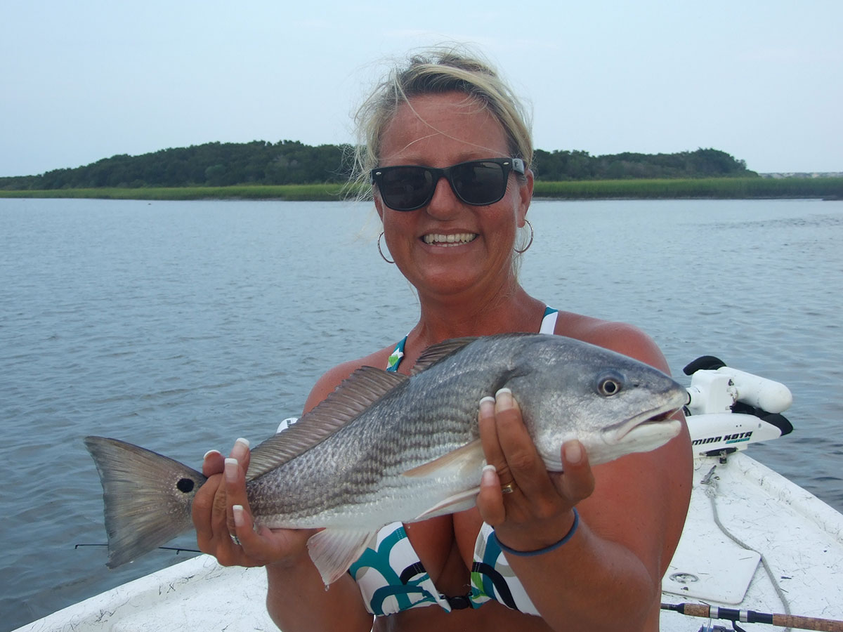 Myrtle Beach Inshore Fishing Charters