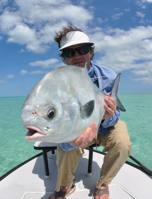 Dawes, Gable with 6th Annual March Merkin Key West Permit Tournament