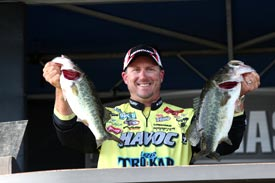 Skeet Reese Leads Angler Of The Year Race
