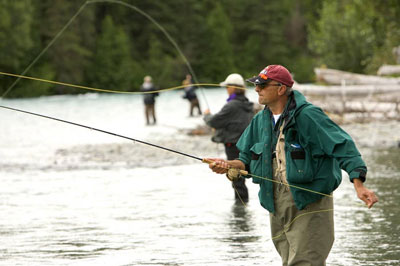 Lakes and Streams Well Stocked For Trout Opener