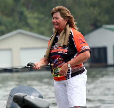 Local Angler Favorite To Win Lady Classic