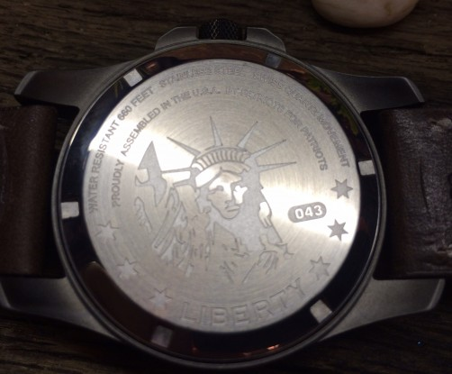 a quality watch made in the USA