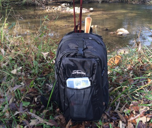 The Tahoe Backpack and Cooler