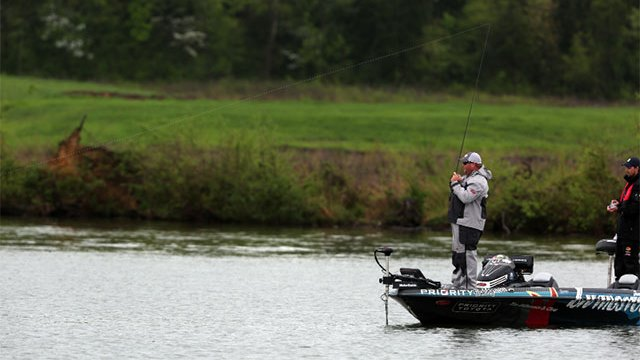 Elite Anglers Expecting Challenging Fishing on Chesapeake Bay