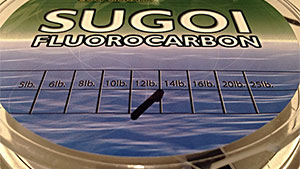 Fluorocarbon is the newest of the three lines types you'll see on the market today.