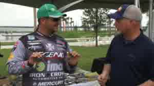 Major League Fishing Select and Bassmaster Elite Series angler Fred 'Boom Boom' Roumbanis introduces some new innovative baits from IMA.