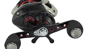 Eposeidon, Inc. (www.eposeidon.com) announces the introduction of their new high speed low profile baitcasting reel, the KastKing Royale Legend.