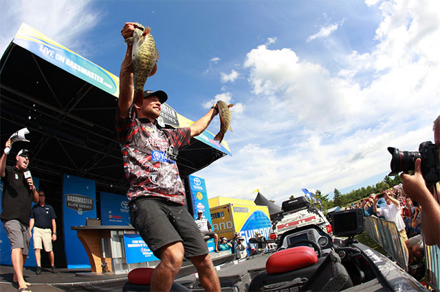 Bigger, Healthier Smallmouth Await Elite Series Pros at St. Lawrence River