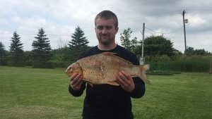 The Michigan Department of Natural Resources recently confirmed another new state-record fish, this time a quillback carpsucker.
