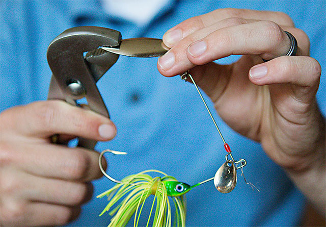 Supercharge Stock Spinnerbait Blades
