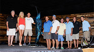 Dennis Pastentine and his veteran team aboard Relentless Pursuit, a 95 Jim Smith based in New Orleans, Louisiana, are the 2015 Gulf Coast Triple Crown Champions.