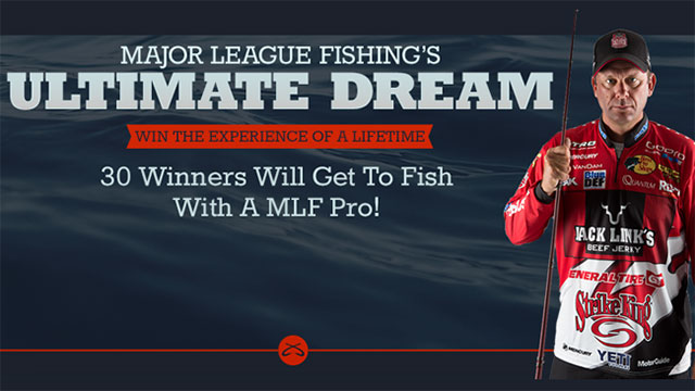 MLF Ultimate Dream Sweepstakes