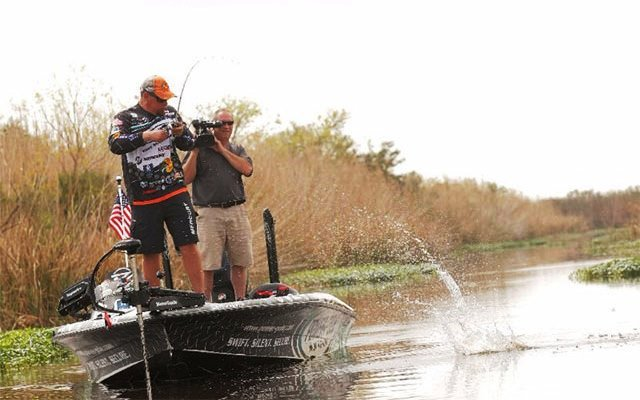 Bassmaster Elite Series Field is Set for the 2016 Season