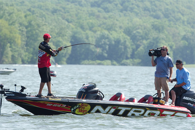 High Water Awaits BASSfest Anglers at Kentucky Lake