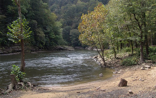 Kentucky Streams Will Return to Normal, So Will the Bass Fishing