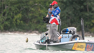 Watch a big bass tournament unfold ' like Major League Fishing event ' and it will quickly become apparent that the pros excel at finding those prime little spots that hold a concentration of fish.
