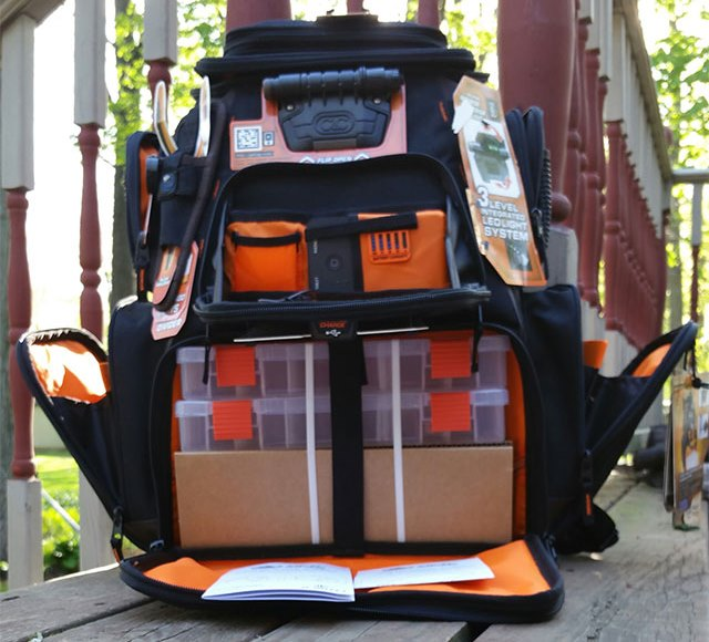 Wild River's Tackle Tek Nomad XP Backpack