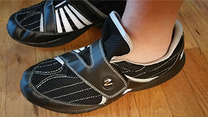 Wear these shoes to keep your feet dry and comfortable while fishing, boating and kayaking.