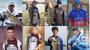 Twelve High School anglers have been selected for the Bassmaster High School All-American Team.