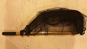 This net from Frabill has the strength and toughness to subdue big, relentless fish, making it perfect for crappie, panfish, bass or walleye.