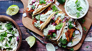 Arguably one of the best ways to have fish, you'll want to try every one of these fish taco recipes.
