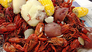 Learn how to prepare, cook and serve an authentic Cajun crawfish