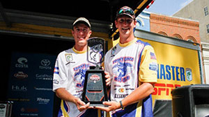 Young anglers from Colorado found redemption as the winners of the Costa Bassmaster High School Championship.