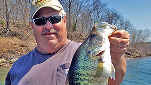 Must-know tactics to get your share of sac-a-laits before the mad rush of the spring spawn.