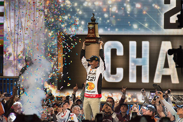Champions Highlight the Field of the 2017 Bassmaster Classic in Houston