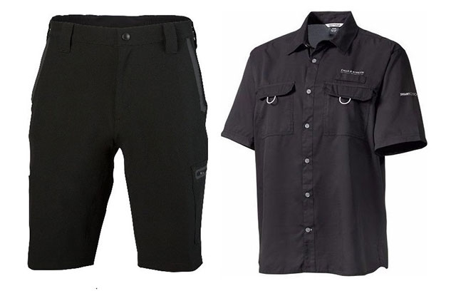 Men's Field & Stream Tidal Shorts and Latitude Shirt
