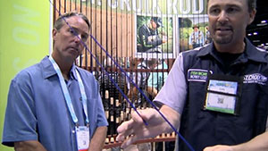 From the 2016 ICAST Show, Chad LaChance visits with St. Croix about the new SOLE fly fishing rod.