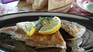 This simple marinade gives ordinary tilapia a flavorful boost.